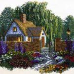калитка в сад