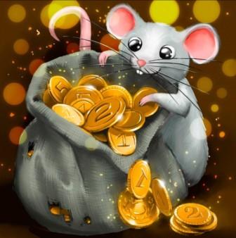 Крысенок и клад