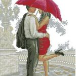 В объятиях дождя