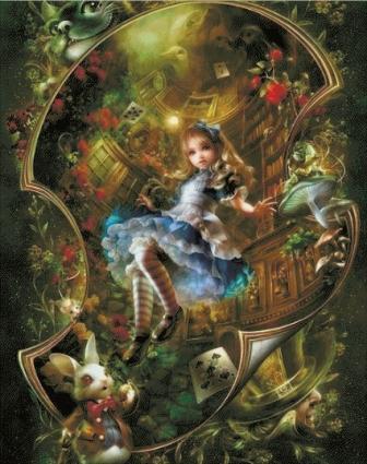 Алиса в стране чудес (хаед)