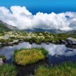 Низкая облачность Кавказ