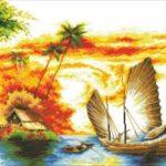 Восточные лодки