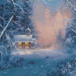 Зимняя ночь от Химеры