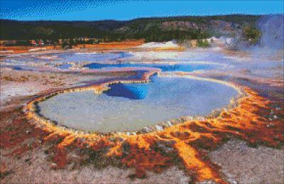Вулкан Йеллоустоун (США)