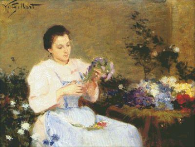 Цветы для весеннего букета