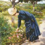Цветы у дороги (Виктор Жильбер)