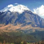 Вулкан Попокатепетль (Мексика)