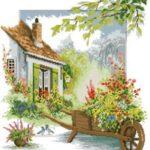 Домик садовника