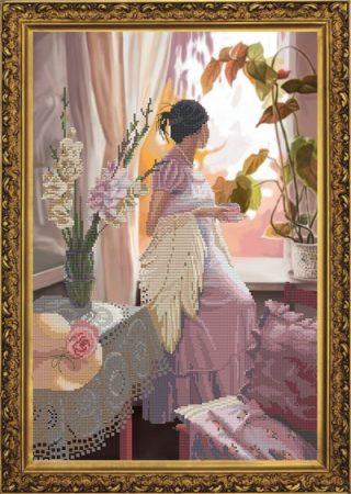 утренняя тишина- набор для вышивания